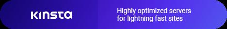 Kinsta snelle webhost