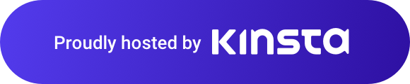 Hosted by Kinsta