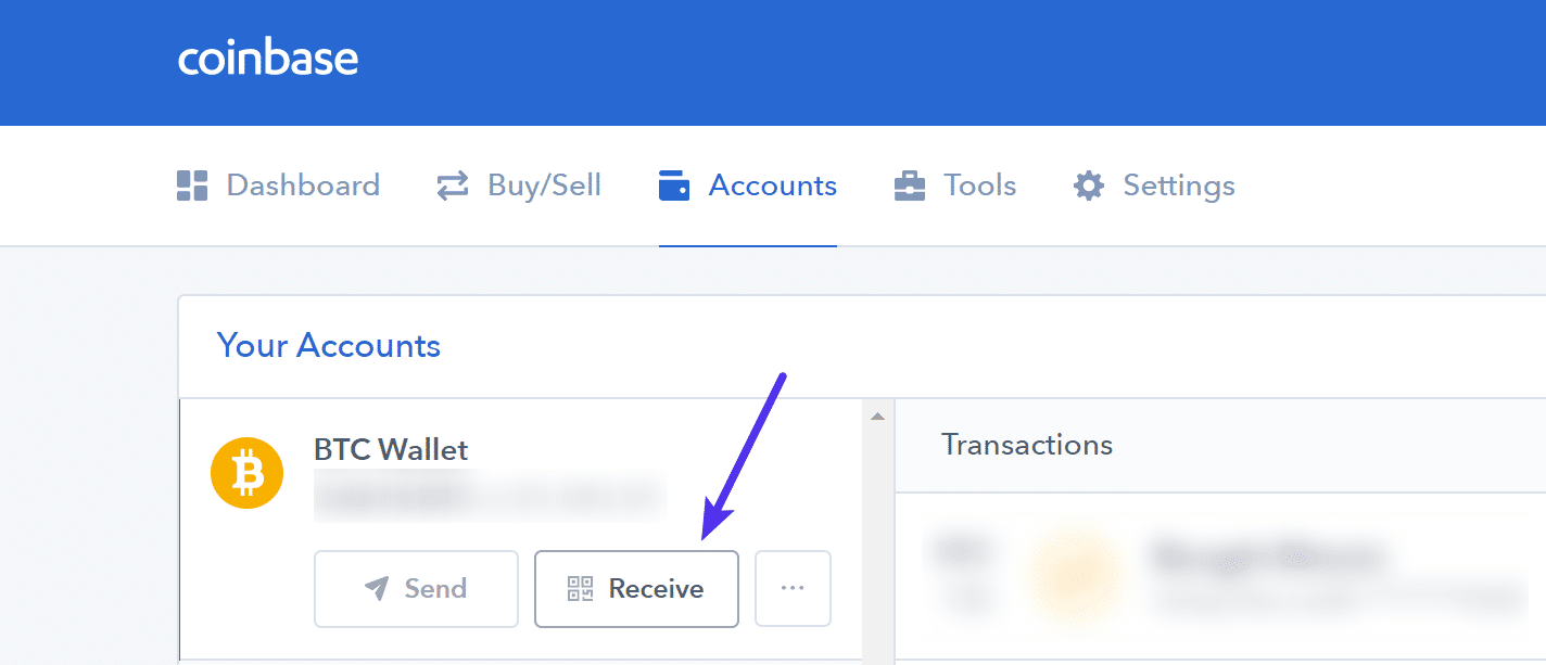 Bitcoin erhalten