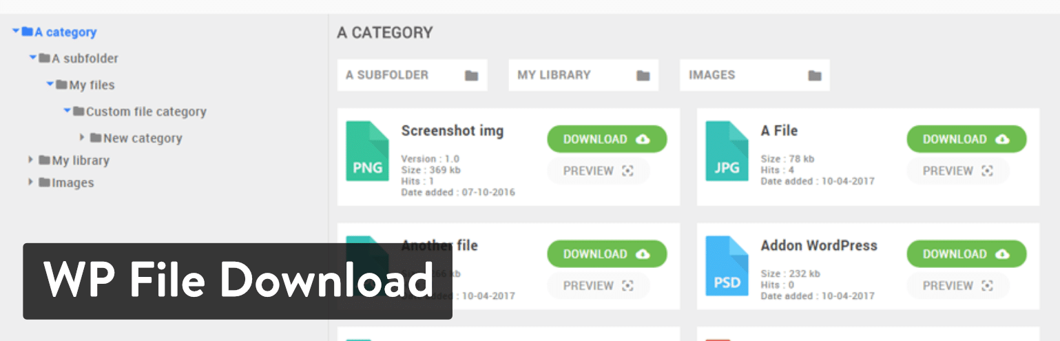 Die 14 Wichtigsten WordPress Download Manager Plugins