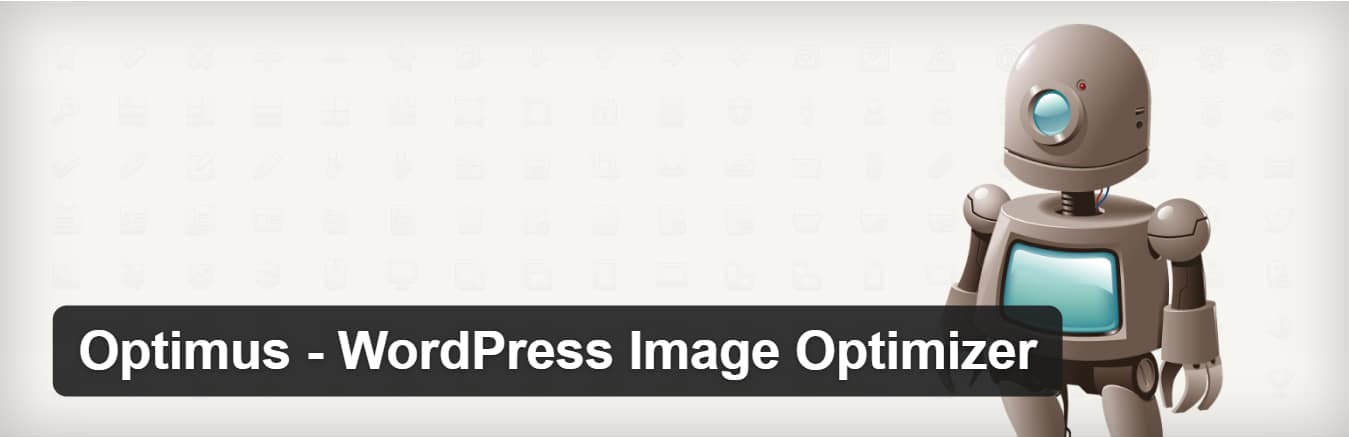 Optimus Image Optimizer Plugin