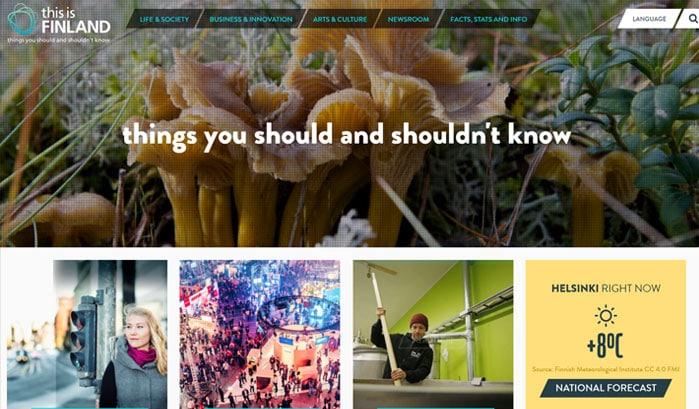 this is finland WordPress seiten