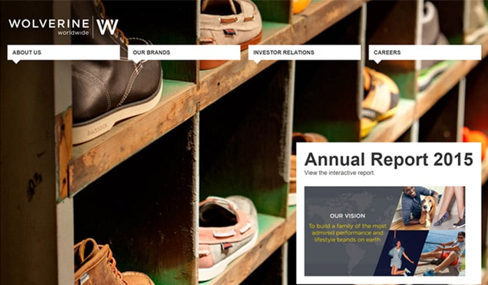 wolverine worldwide wordpress seiten