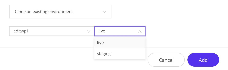 Eine Live WordPress Seite klonen