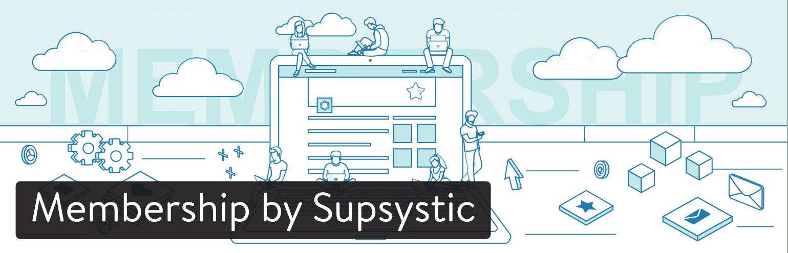 Membership by Supsystic plugin