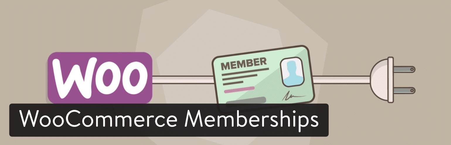 WooCommerce Memberships WordPress Plugin
