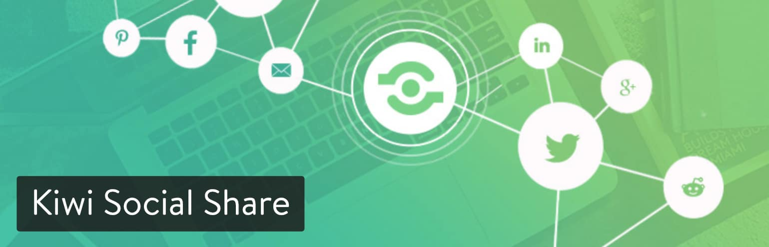 Kiwi Social Share WordPress plugin