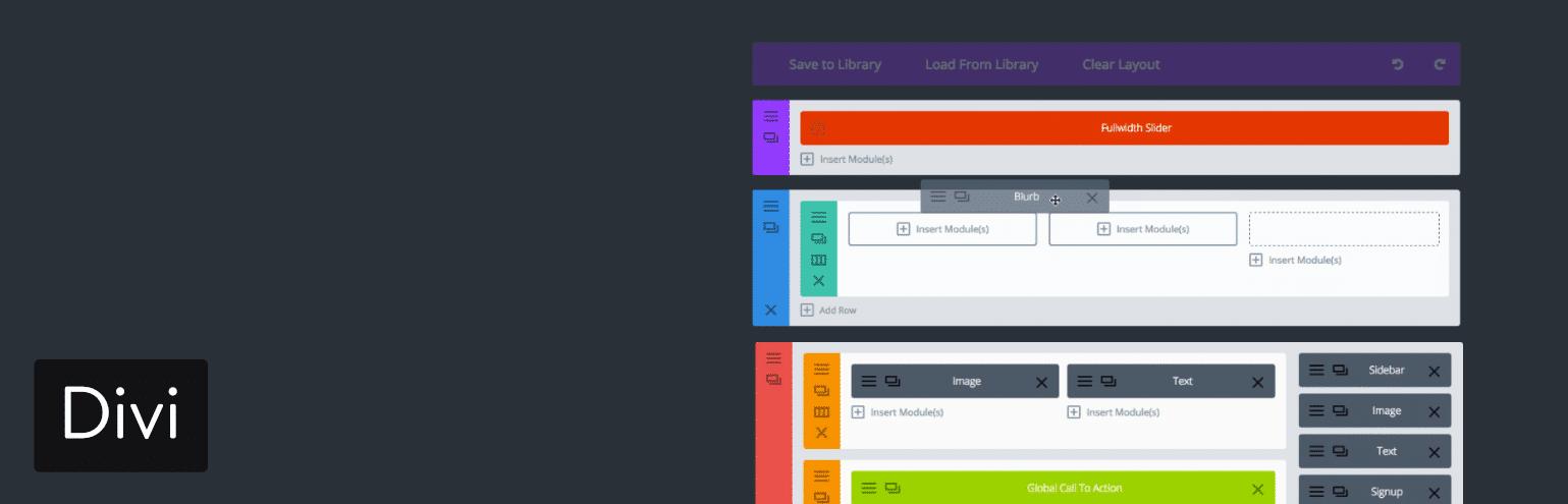 Divi WordPress Page Builder