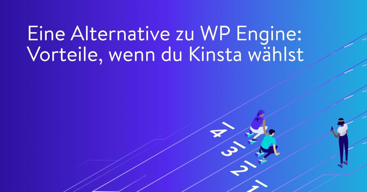 Alternative zu WP Engine