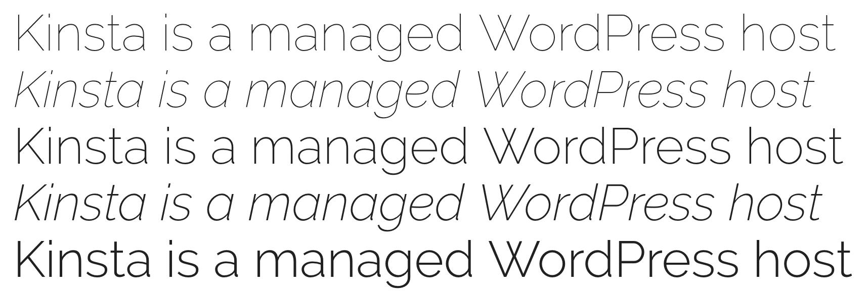 Die 15 besten Google Fonts für 2018 (inkl  Tipps zur Verwendung)