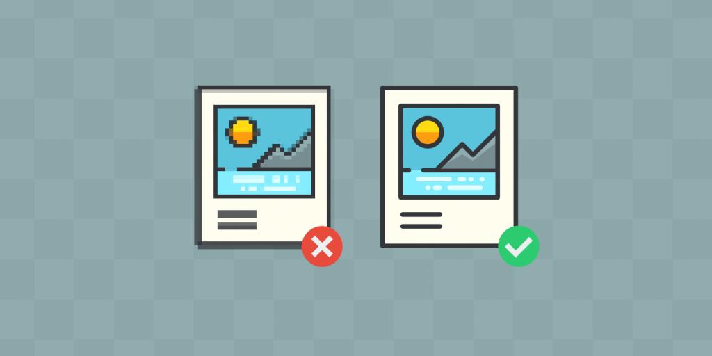 Wie man Bilder für Web optimiert