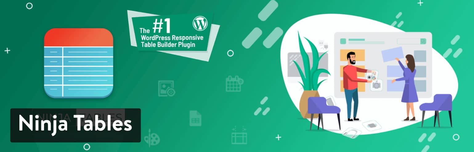 Ninja Tables WordPress Plugin
