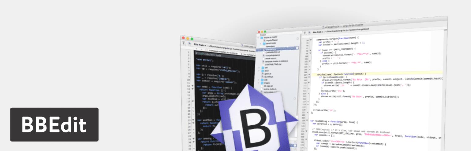 BBEdit Text-Editor