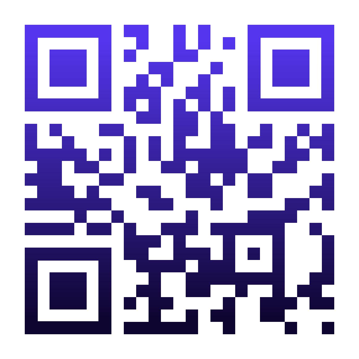 Kinsta QR Code