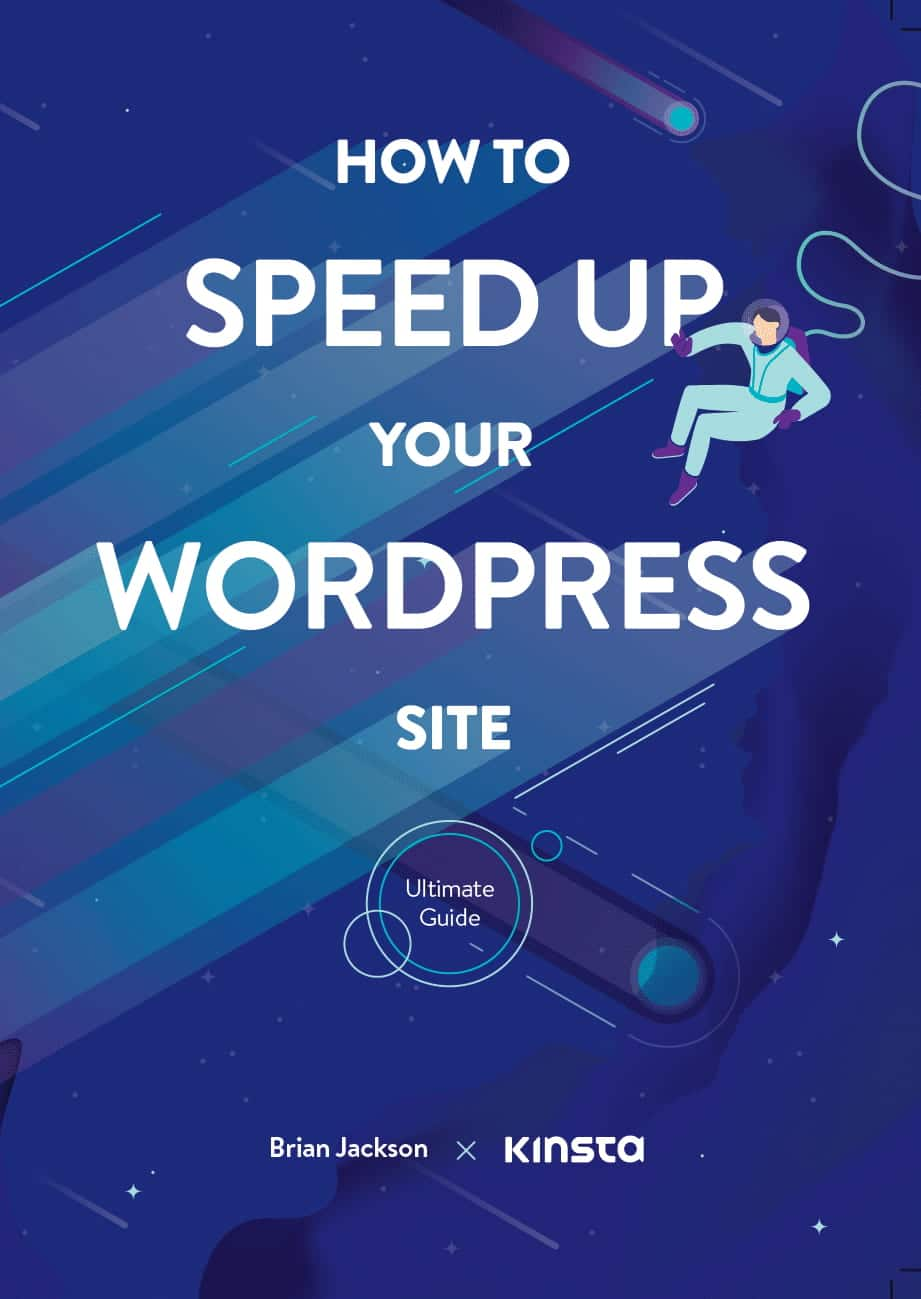 Speed Up WordPress Guide