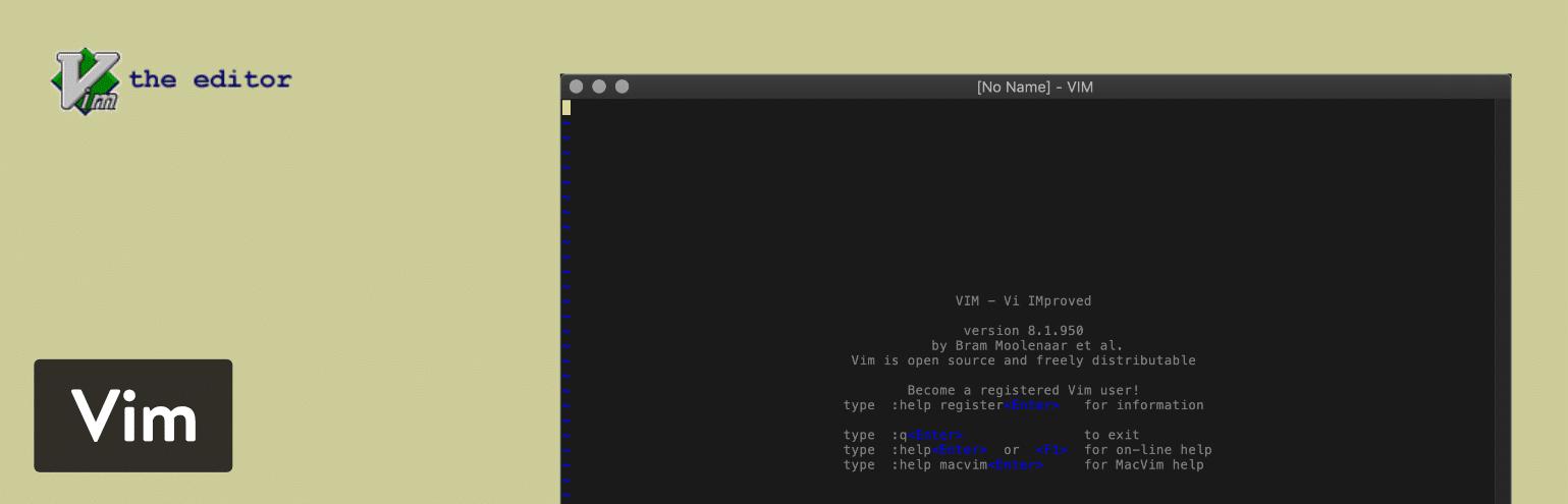 Vim Text-Editor