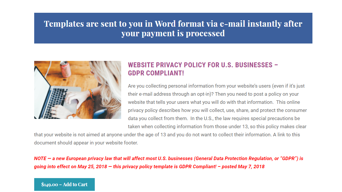 Beispiele für digitale Downloads von Autumn Witt Boyd, LLC