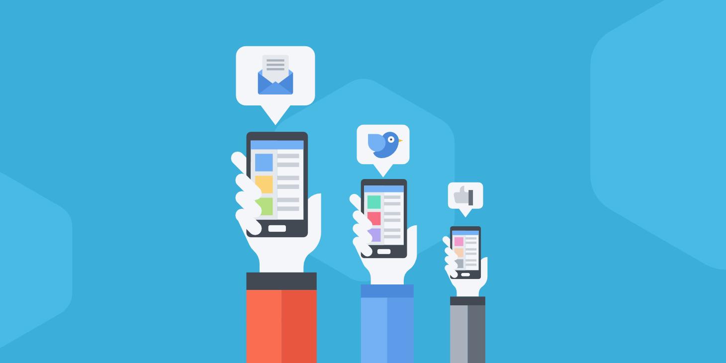 Die 13 besten WordPress Social Media Plugins für Sharing und Engagement