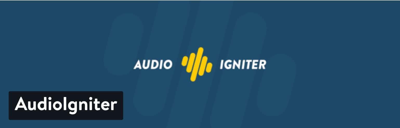AudioIgniter plugin