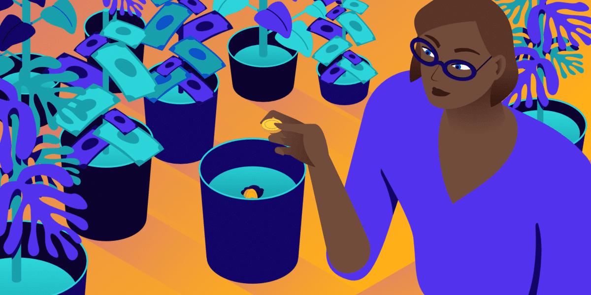 Wieso man Geld ausgeben muss, um Geld zu verdienen