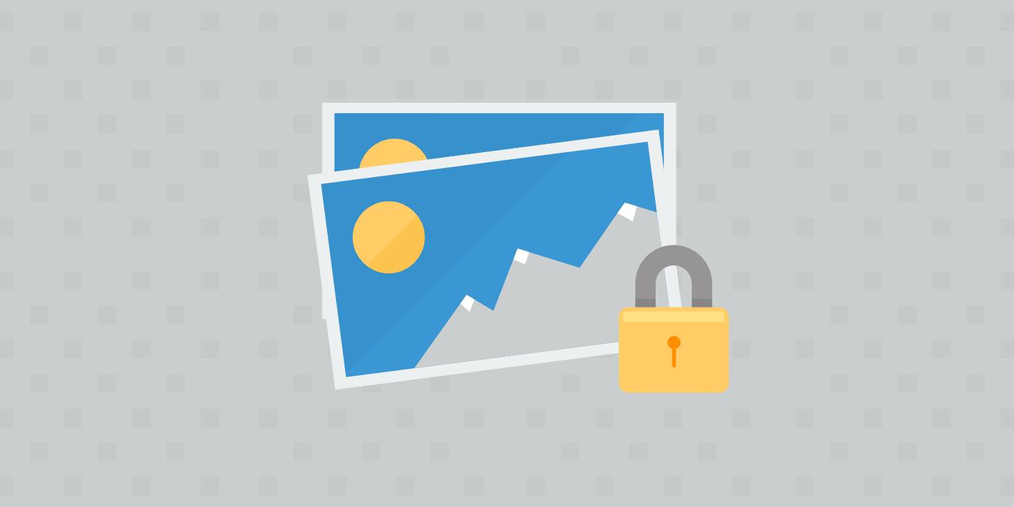 So schützt Du Bilder auf Deiner Website (+ Was Du nach einem Diebstahl tun solltest)