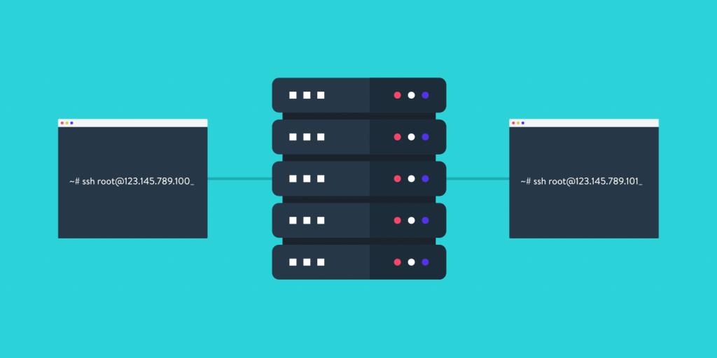 So verbindest du dich über SSH mit deinem Server