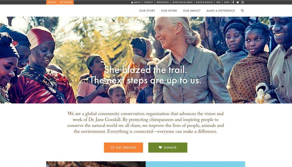 Jane Goodall Institut