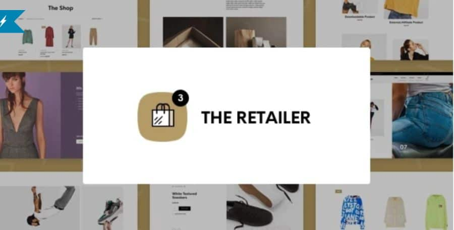 WooCommerce theme: The Retailer