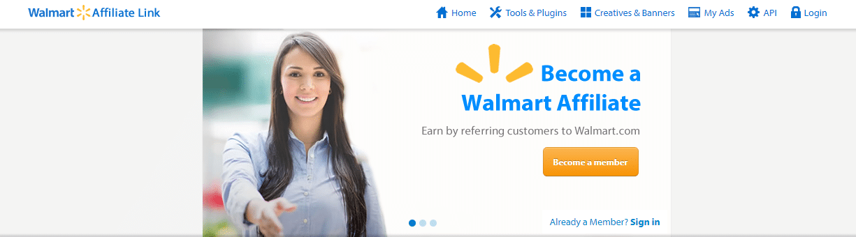 Walmart uses Rakuten Marketing