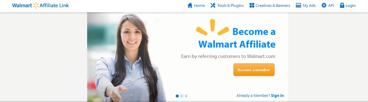 Walmart uses Rakuten Marketing