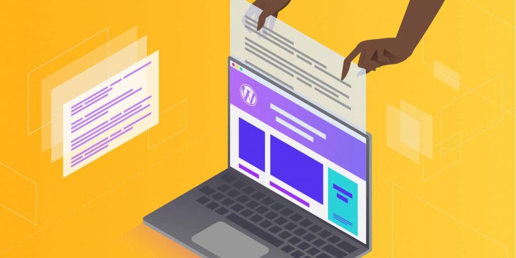 Wie man eine HTML-Datei in WordPress hochlädt