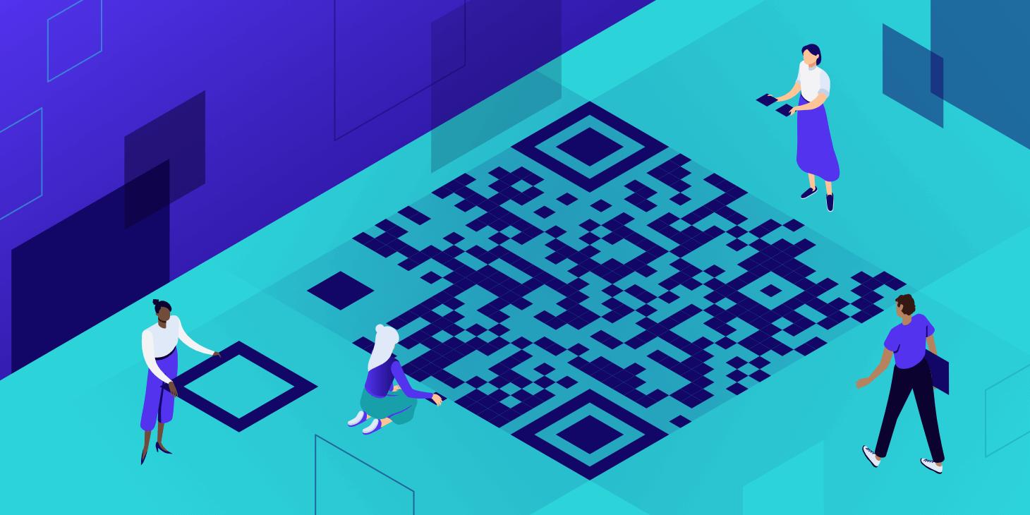 QR-Code erstellt