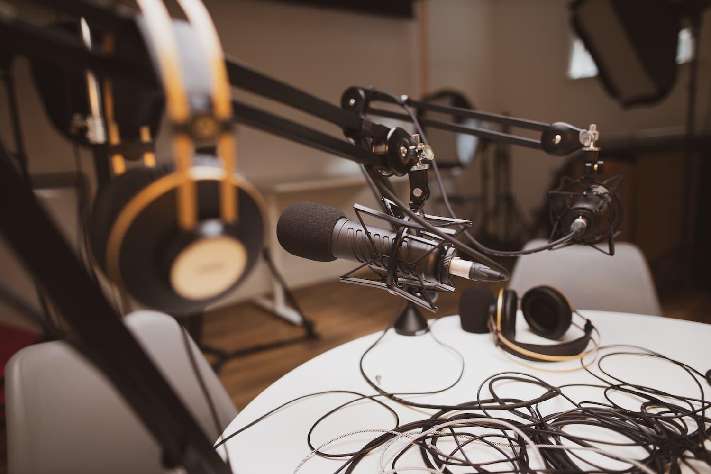 Podcasting-Setup
