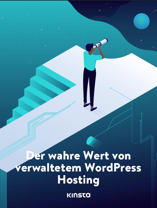 Der wahre Wert von verwaltetem WordPress Hosting