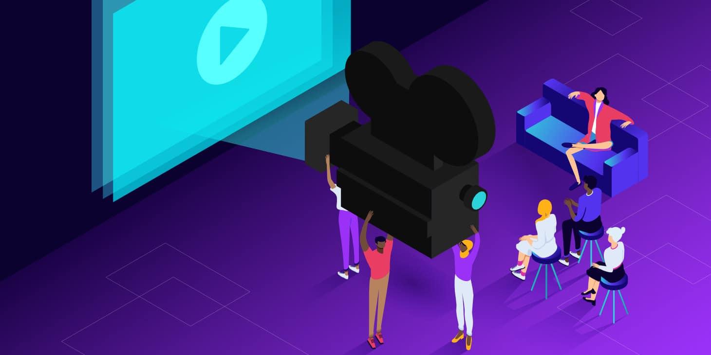 Die 10 besten Video-Hosting-Lösungen, die [year] in Betracht gezogen werden sollten