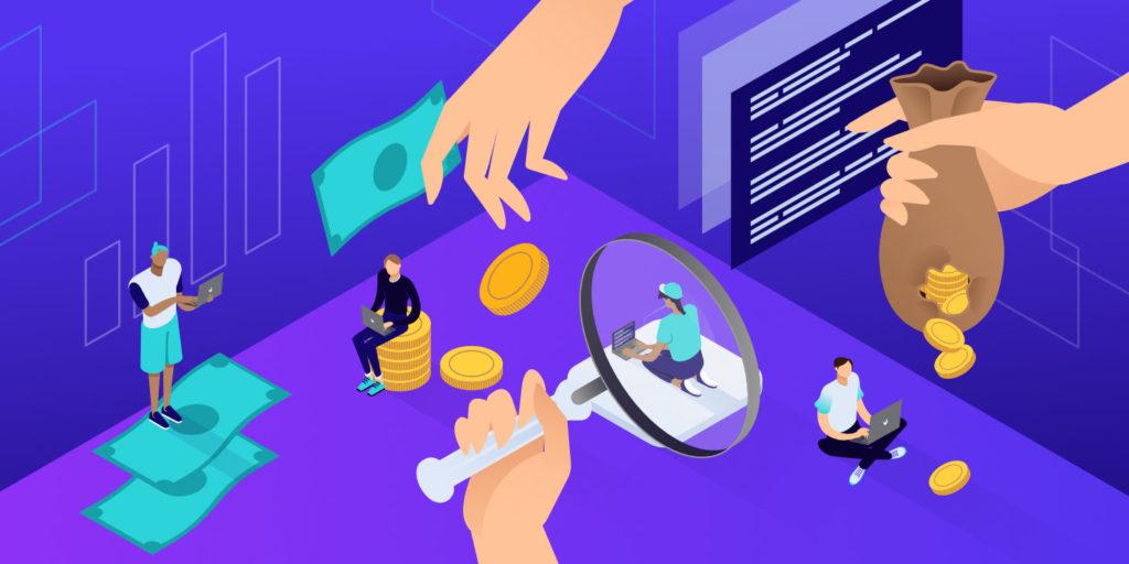 Wie hoch ist das durchschnittliche Gehalt eines Webentwicklers? Das sagen die Daten für [year]