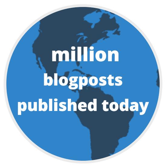 Blog-Beiträge heute veröffentlicht