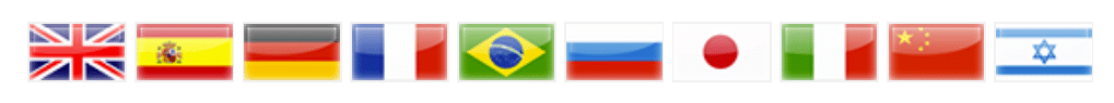 mehrsprachige Flags