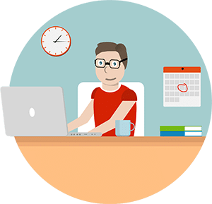 Studenten bloggen