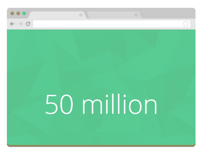 50 Millionen WordPress-Blogs