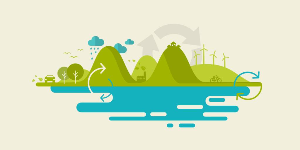 Emissionsfreie Webseiten