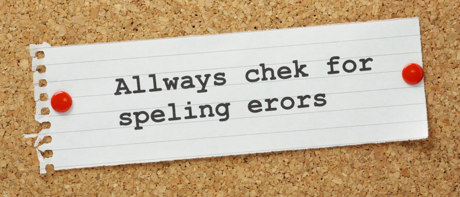 Grammatik und Rechtschreibung