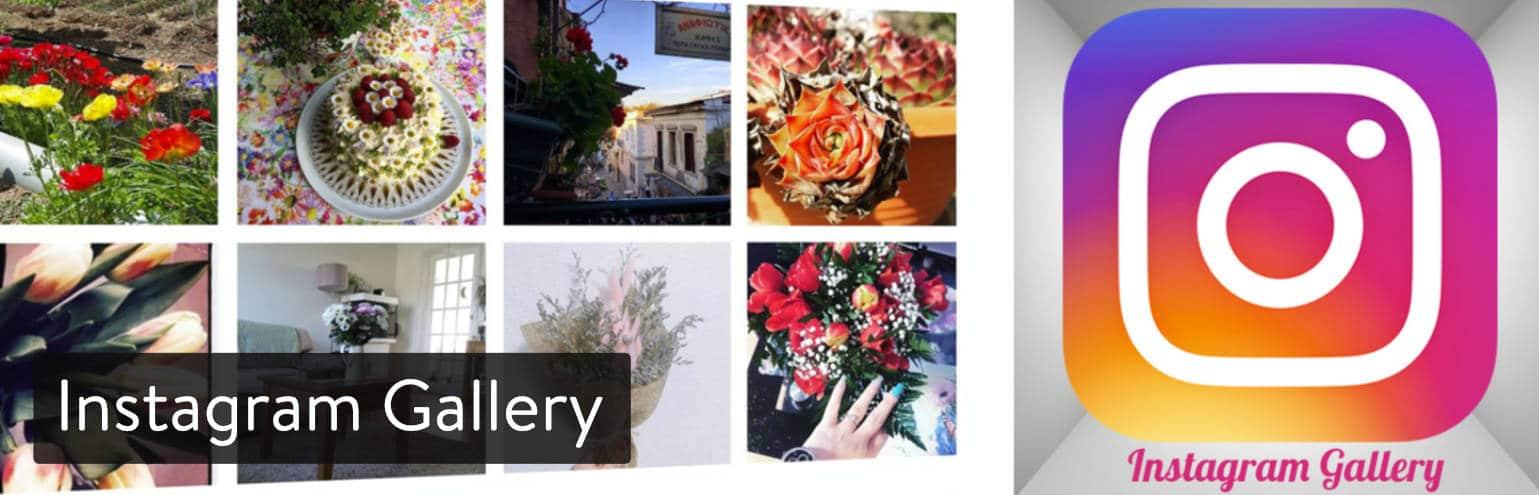 Instagram Gallery WordPress-Plugin