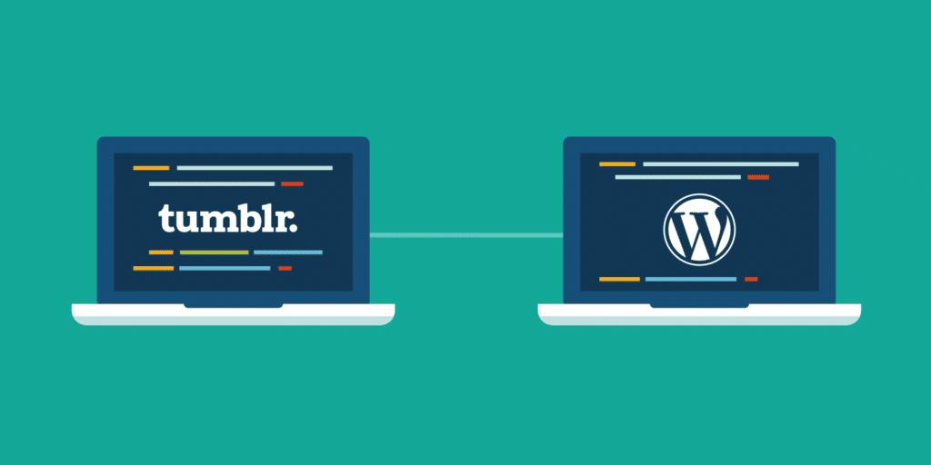 Tumblr in WordPress importiert