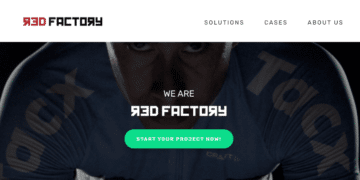 WordPress Agentur Red Factory