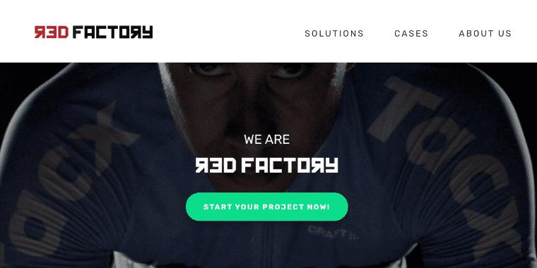 WordPress Agentur Red Factory
