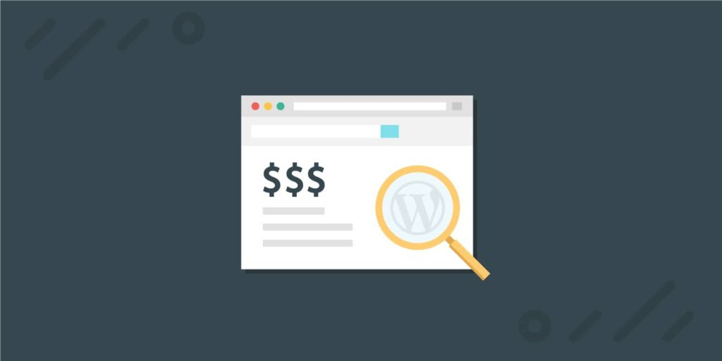 wie man den Wert eines Produkts oder einer Dienstleistung für WordPress berechnet