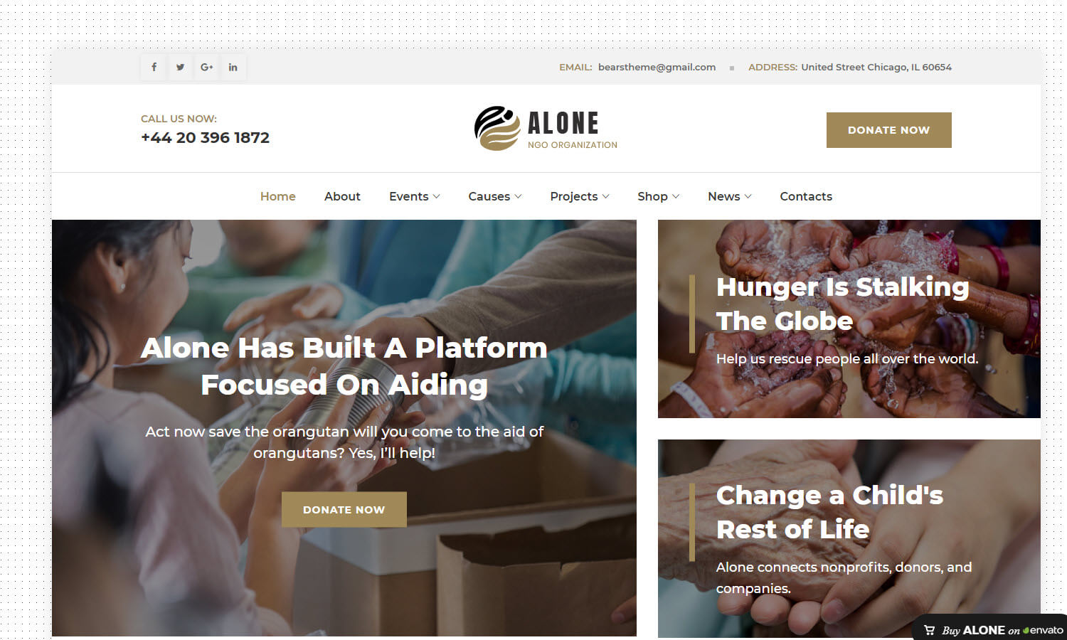 Alone screenshot