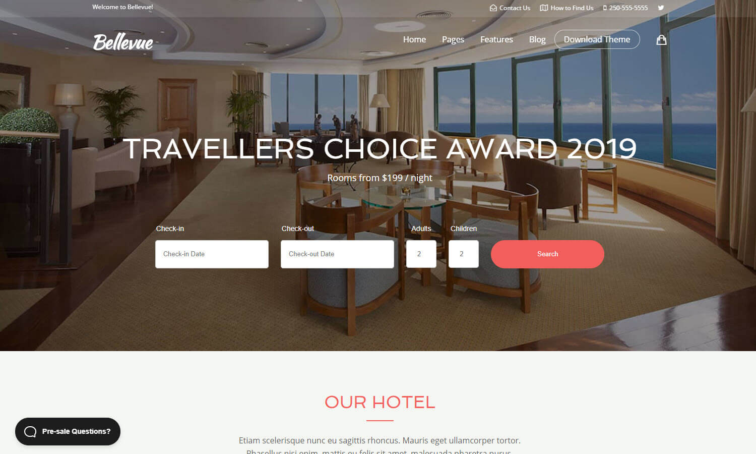 Bellevue screenshot