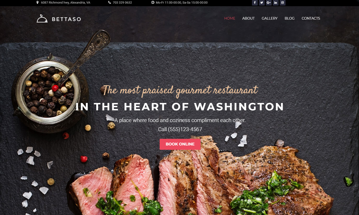 Bettaso screenshot